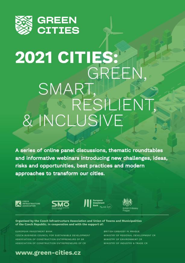 Zelená města